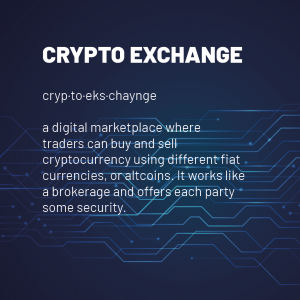 Crypto Exchange 300x300