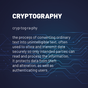 Cryptography 300x300