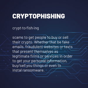 Cryptophishing 300x300