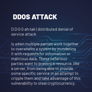 DDOS Attack 300x300