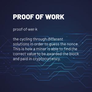 Proof Of Work 300x300
