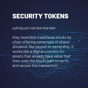 Security Tokens 300x300