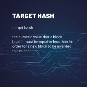 Target Hash 300x300