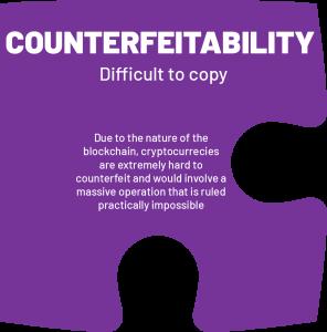 Counterfeitability